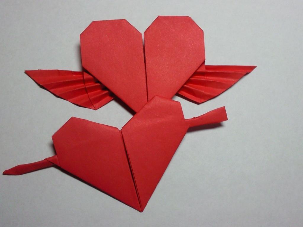И сердце моё как оригами