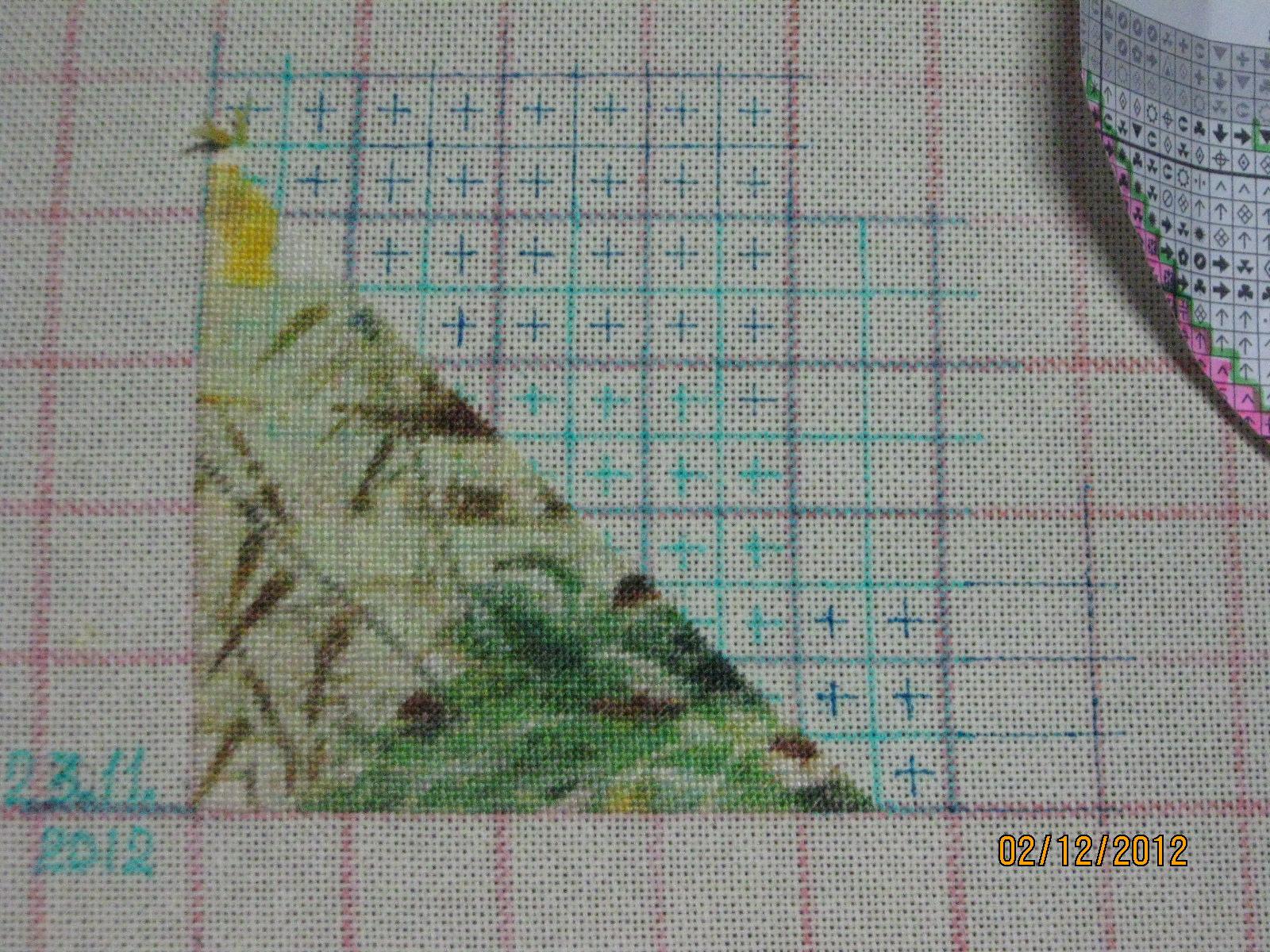 Схемы для вышивки крестом картин голден кит 73
