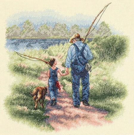 идти на рыбалку на английском