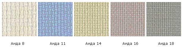 Как посчитать нитки для вышивки