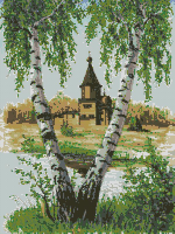 Церковь св.Клементия в Кижах