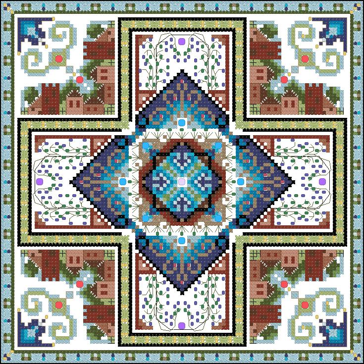 MW Mini Mandala Mystery III