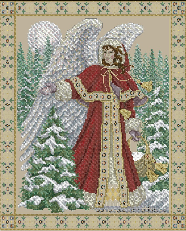 Angel of Frost