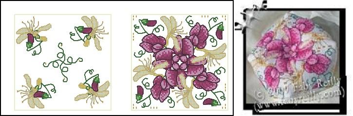 Схемы вязания крючкомпинетки 36