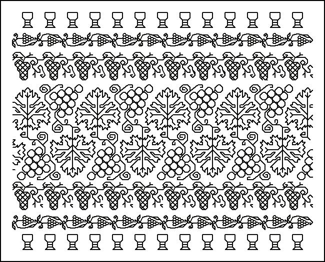 Схема Вышивки Крестиком
