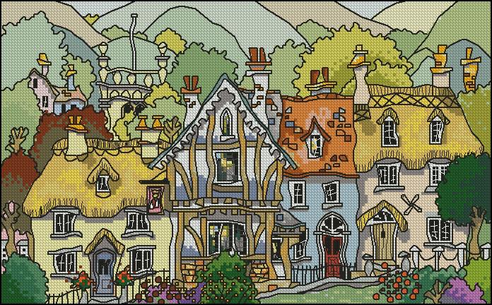 English Village 1