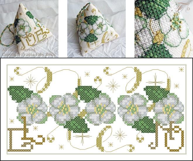Схемы вышивки фаби рейли 49
