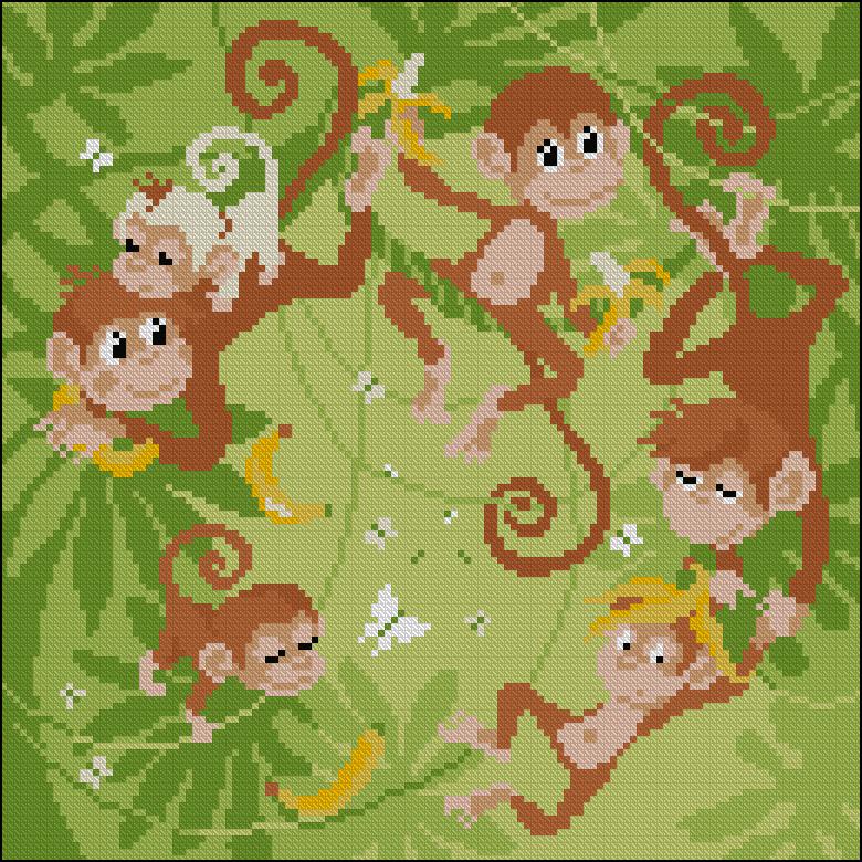 Подушка - Джунгли