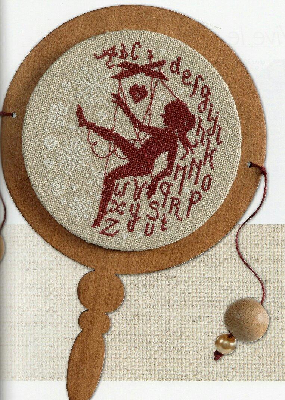 схемы вышивки мамина помада
