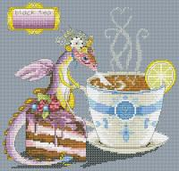 Black Tea Dragon