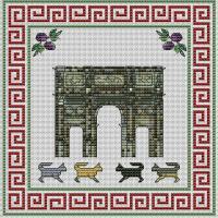 Rome arc