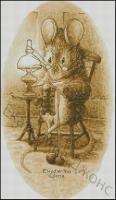 Мышка-рукодельница