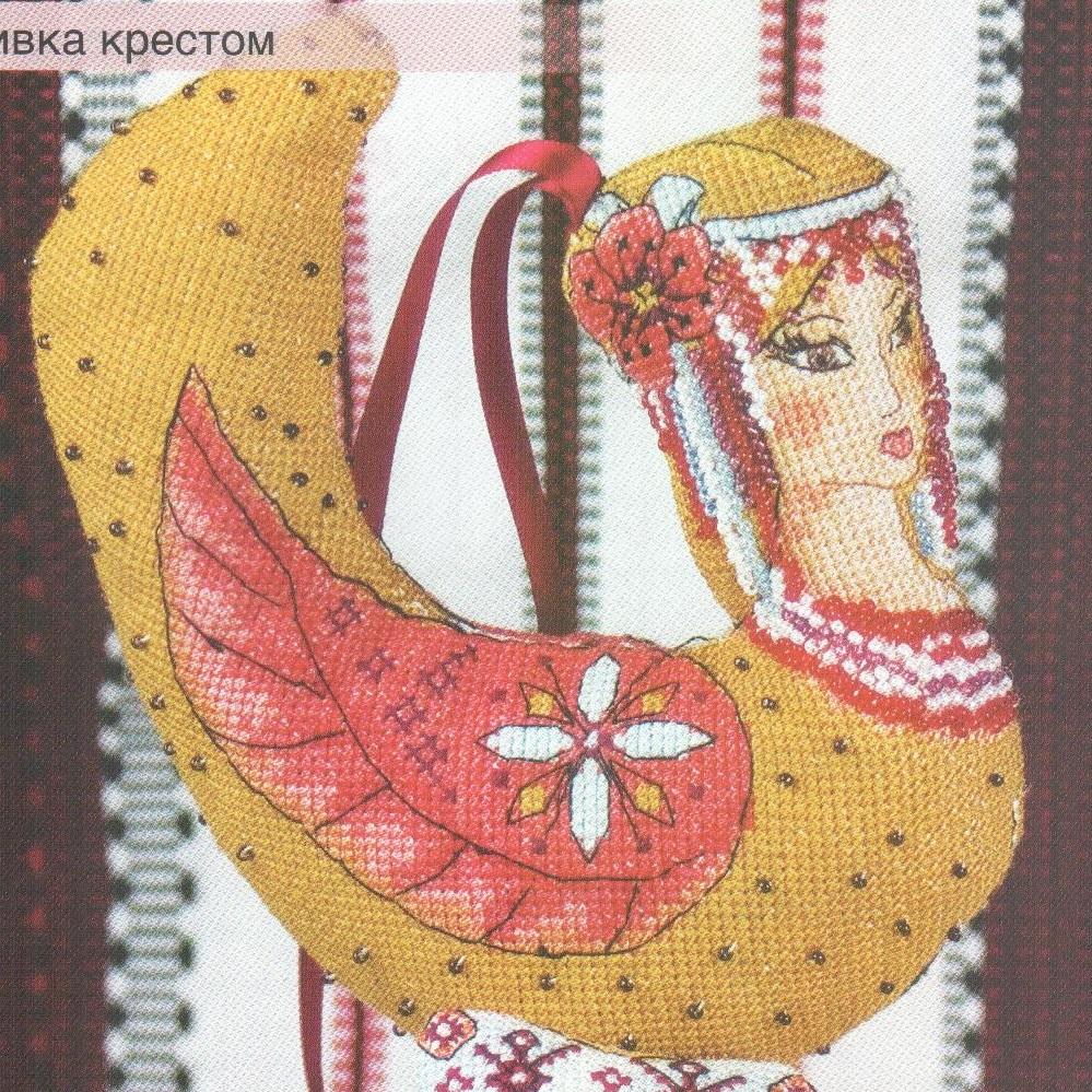 Схемы вышивки крестом енота