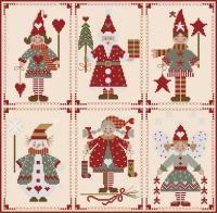 Seo personaggi in cerca di Natale virt