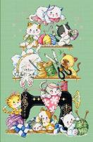 Sewing Cats
