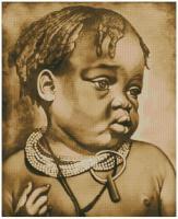 Африканский ребёнок