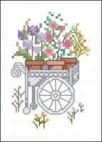 Открытка с цветами2