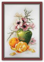Анемоны и апельсины