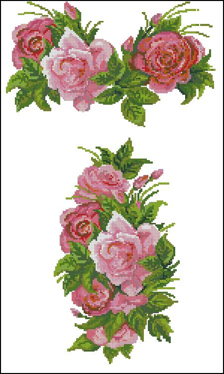 """Вышиванка """"Трояндовий цвіт"""""""