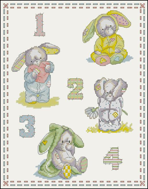 Страница 1273 / схемы вышивки крестом / вышивай.com - вышивк.
