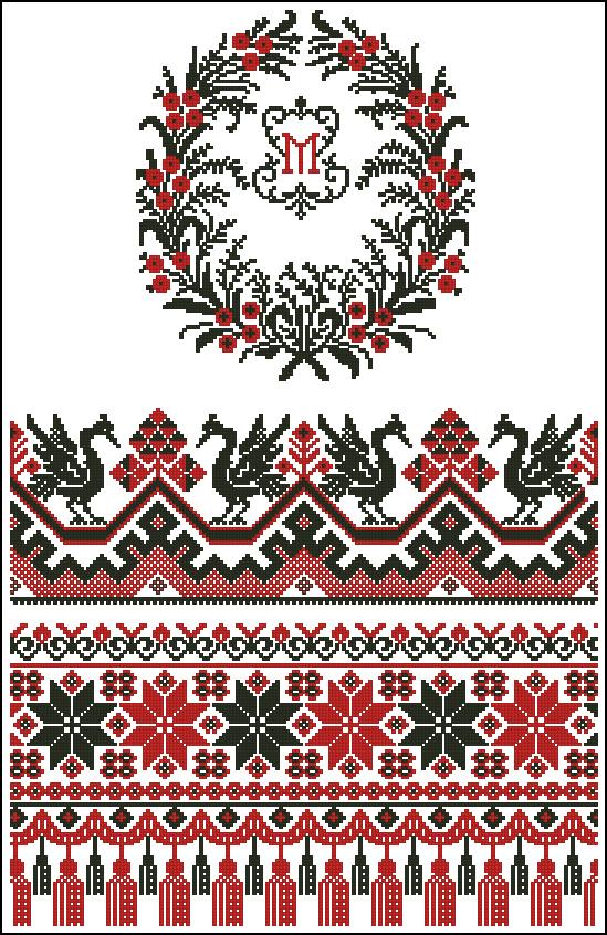 Страница №1   Схемы вышивки крестом   ВЫШИВАЙ.com - Вышивка крестом 6b28adce4d7c2