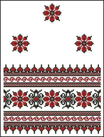 Страница №5   Теги   Схемы вышивки крестом   ВЫШИВАЙ.com - Вышивка ... 95d0268bce031