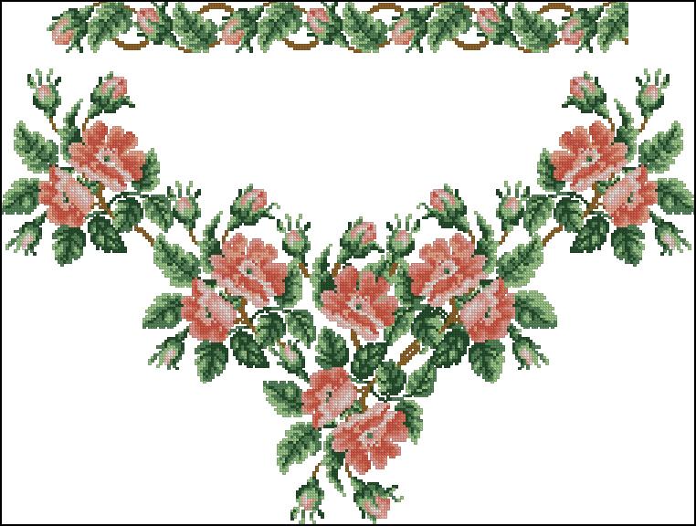 """Сорочка жіноча """"Цвіт"""