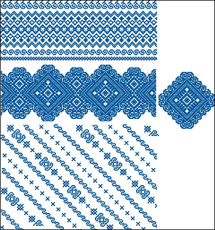 Сорочка жiноча голуба