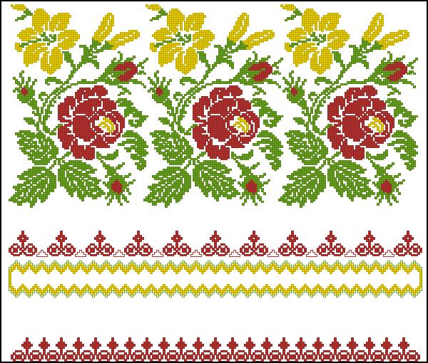 Страница №667   Схемы вышивки крестом   ВЫШИВАЙ.com - Вышивка крестом 74fd2637707e5