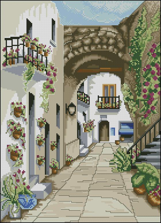 99 com for Casa andaluza
