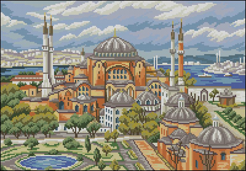 Istanbul St.Sophia