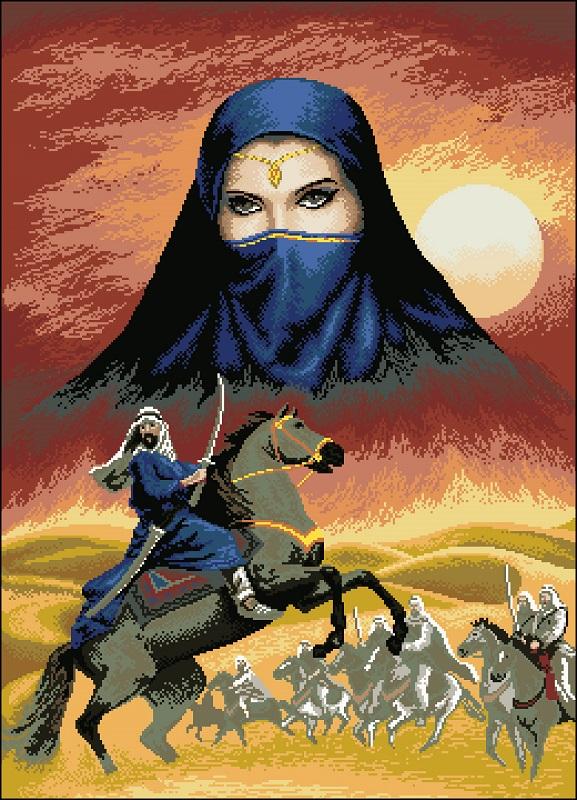и арабские мотивы