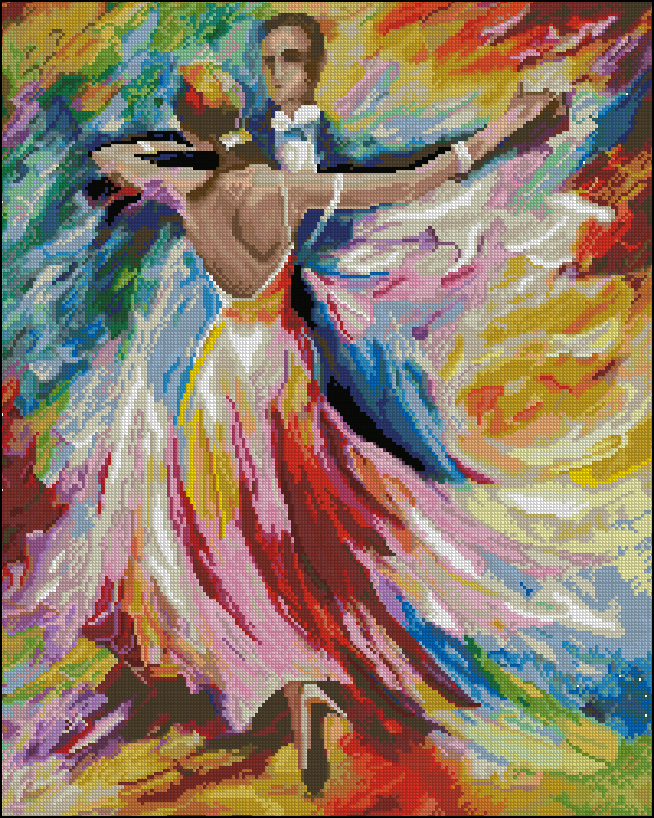 Танец любви DMC