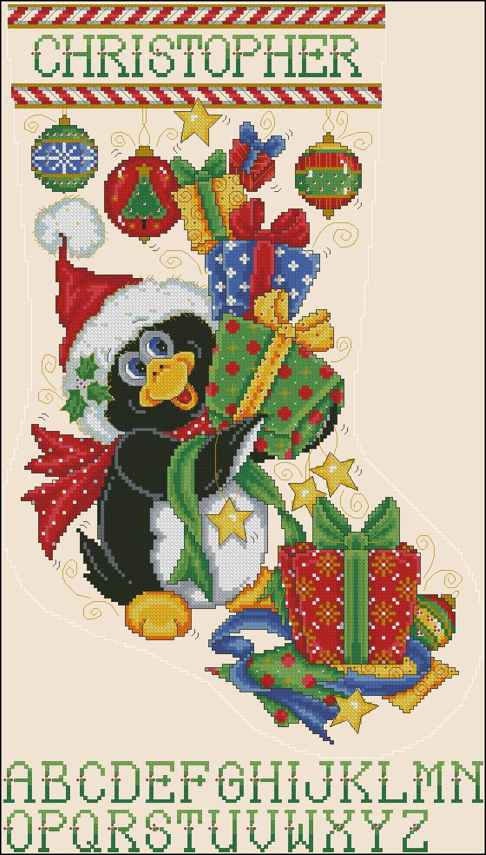 алиса пингвинёнок схема