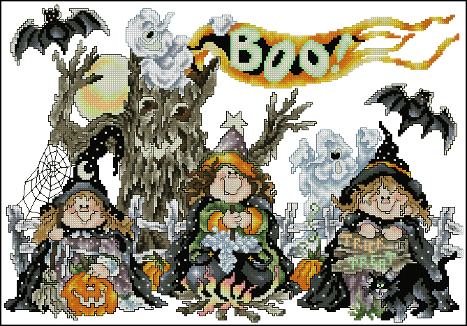 The Witches of Booville