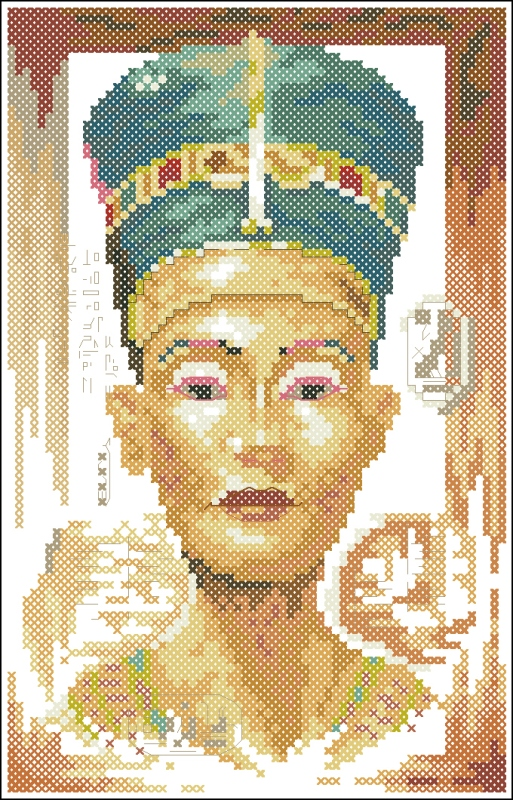 Queen Nefertiti (small)