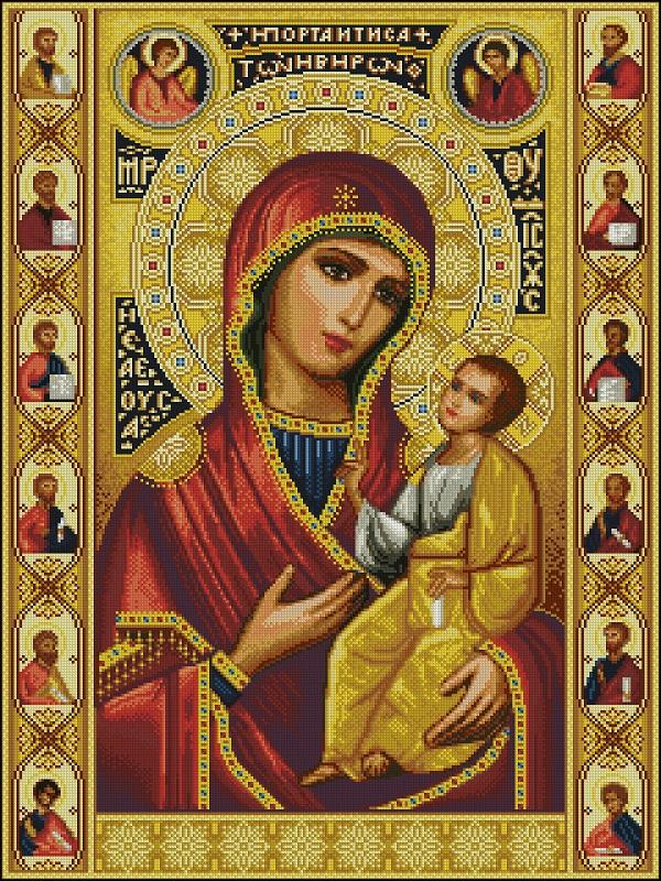 Иверская Св. Богородица