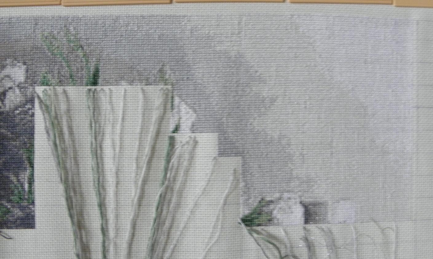 белый натюрморт золотое руно: